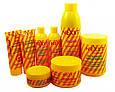 Маска с маслом арганы, льна и сладкого мигдаля Nexxt Professional Mask Oil Argan, Flax & Sweet Almond 1000ml, фото 2