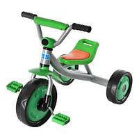 Трехколесный велосипед Profi Trike M 1651-1 Зеленый, фото 1