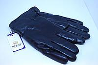 Перчатки кожаные мужские Pitas (Теленок на мутоне) 2098