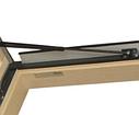 Вікно-вилаз термоізоляційне FAKRO FW термоизоляционный кровельный люк Факро FWL U3 FWR U3 66*118 см, фото 2