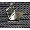 Вікно-вилаз термоізоляційне FAKRO FW термоизоляционный кровельный люк Факро FWL U3 FWR U3 66*118 см, фото 5
