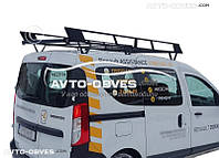 Багажная система на крышу автомобиля Renault Dokker (ролик задний отдельно)