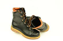 Кожаные ботинки на девочку зимние и демисезонные 233125