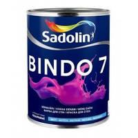 Краска латексная моющаяся для внутренних работ Bindo 7