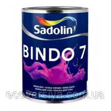 Фарба латексна миється для внутрішніх робіт Bindo 7