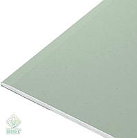 Гіпсокартон  вологостійкий RIGIPS 12,5mm 2,5*1,2m