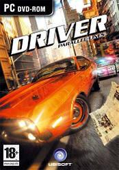 Комп'ютерна гра Driver - Parallel Lines (2007) (PC) original