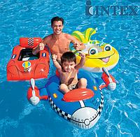 Детский надувной плотик Intex 59380 102х66 см. IKD , фото 1