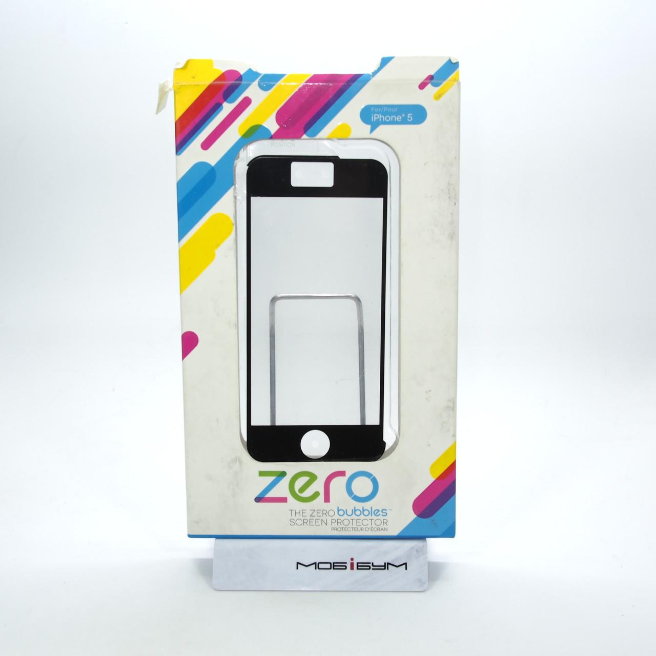 Защитная пленка Case-Mate iPhone 5s/5 black