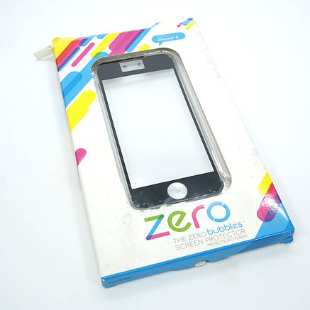 Защитная пленка Case-Mate iPhone 5s/5 black, фото 2