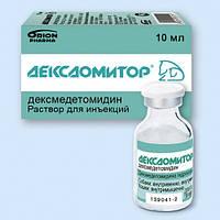 Дексдомитор 0,5 мг/мл, 10 мл