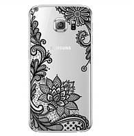 Силиконовый чехол с рисунком для Samsung Galaxy S9, фото 1