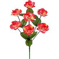 Букет искусственных цветов Розочка чайная , 36 см