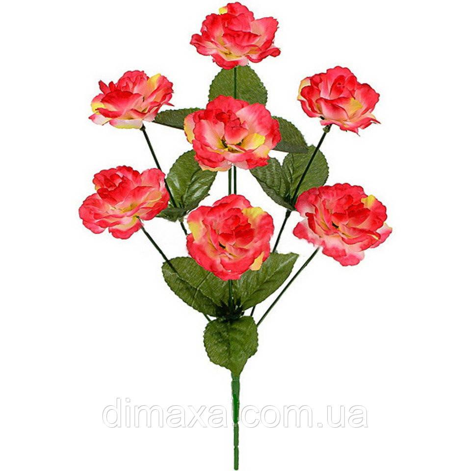Цветок с бордовыми листами