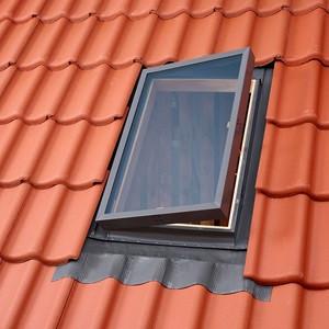 Вікно-люк VELUX VLT для неутепленого горища кровельный вылаз люк Велюкс