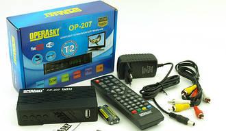 Цифровой эфирный приемник Operasky OP-207