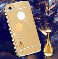 Алюминиевый чехол бампер для IPHONE 4/4S, фото 1