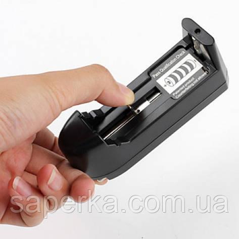 Зарядное устройство для аккумуляторов 18650 3,7v, фото 2