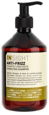 Увлажняющий шампунь для всех типов волос Insight Anti-Frizz Hair Hydrating Shampoo 500ml
