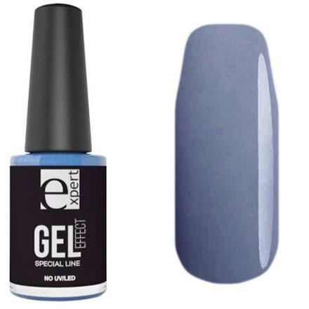 Лак для ногтей с гель-эффектом Expert Premium 5528 голубая сталь 5ml