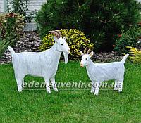 Садовая фигура Козел и Коза