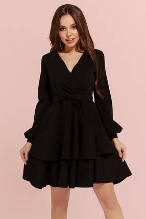 ee171d2db92f4c1 Черное короткое платье с рукавами: Цена, материал, хорошее качество.