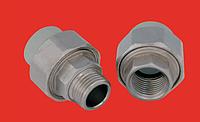 Резьбовое соединение наружное 40х1 1/4 FV-PLAST