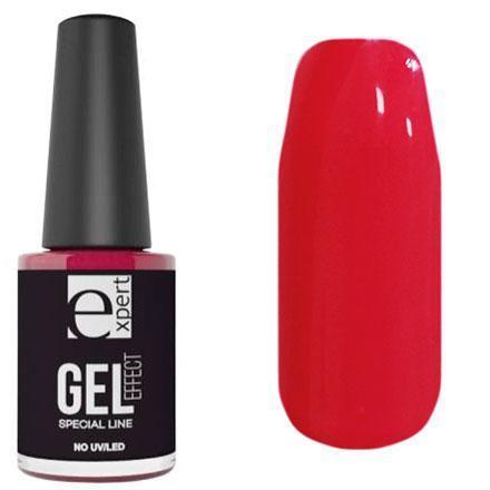 Лак для ногтей с гель-эффектом Expert Premium 5517 страстный красный 5ml