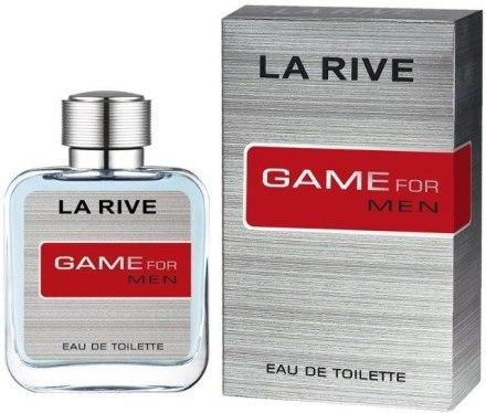 "Туалетная вода La Rive ""Game for men"" (100мл.)"