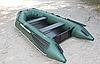 Надувная лодка Ладья ЛТ-270МЕ с подвижным сиденьем, фото 5