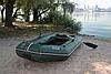 Надувная лодка Ладья ЛТ-270МЕ с подвижным сиденьем, фото 6