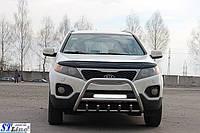Защита переднего бампера (кенгурятник) Kia Sorento 2012+