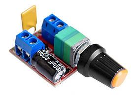 Шим регулятор мощности постоянного тока 3-35 V ток 5 A