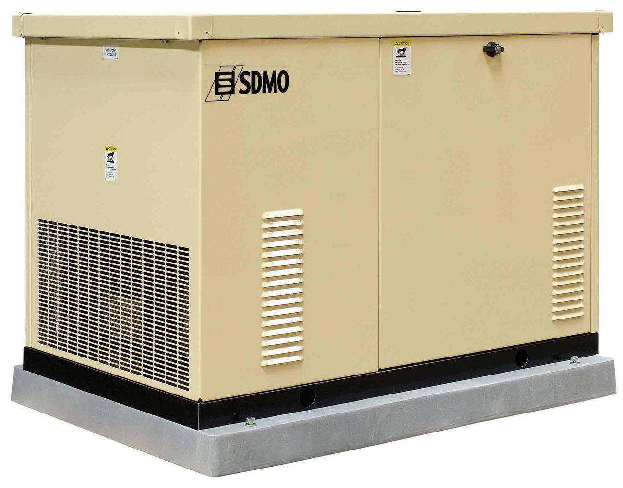 Газовый генератор SDMO RES 13 EC