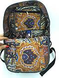 Джинсовый рюкзак Сказочный кот, фото 4