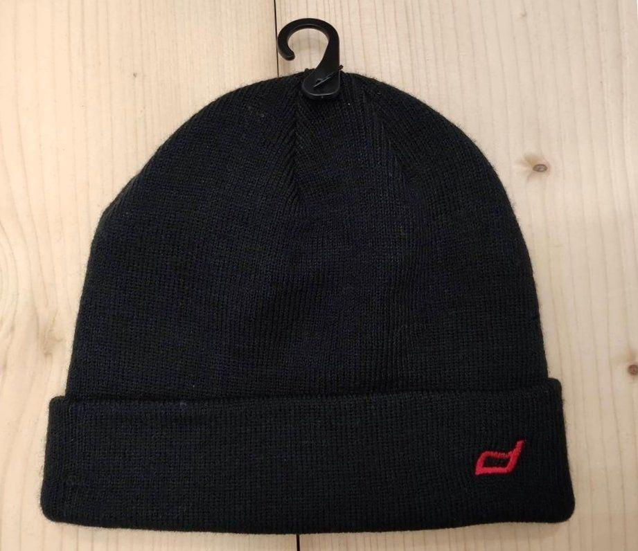 Шапка - Diverse - Черная (Зимняя\Зимова шапка)