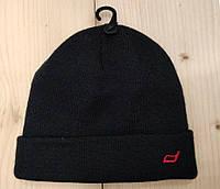 Шапка - Diverse - Черная (Зимняя Зимова шапка) be4f4d6529627