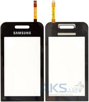 Сенсор (тачскрин) для Samsung Star S5230 Original Black