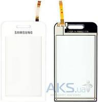 Сенсор (тачскрин) для Samsung Star S5230 White