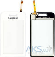 Сенсор (тачскрин) для Samsung Star S5230 Original White