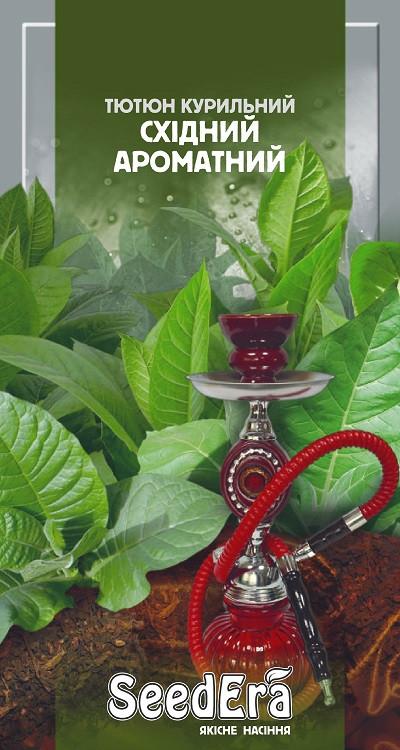 Семена табака курительного Восточный ароматный 0,05 г, Seedera