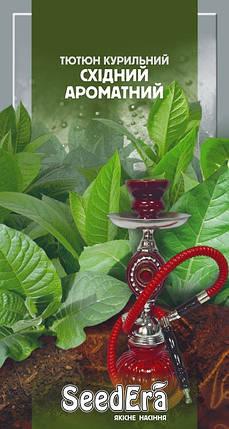 Семена табака курительного Восточный ароматный 0,05 г, Seedera, фото 2