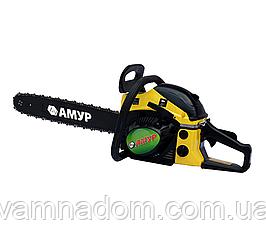Бензопила Амур БП-5245 (1 шина+1 цепь)