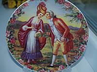 Тарелка декоративная Lefard Седой граф 15 см 921-005/6