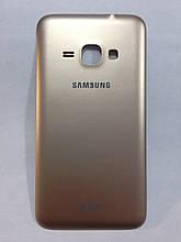 Задняя крышка Samsung J1 J120 Gold