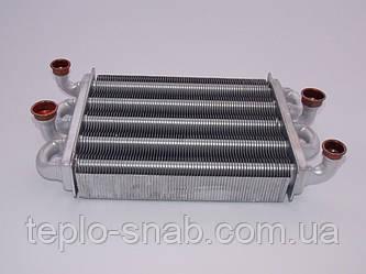 Бітермічний теплообмінник Nova Florida-Delfis/ Fondital Antea 24 CTN (димохідна версія). 6SCAMBIT01
