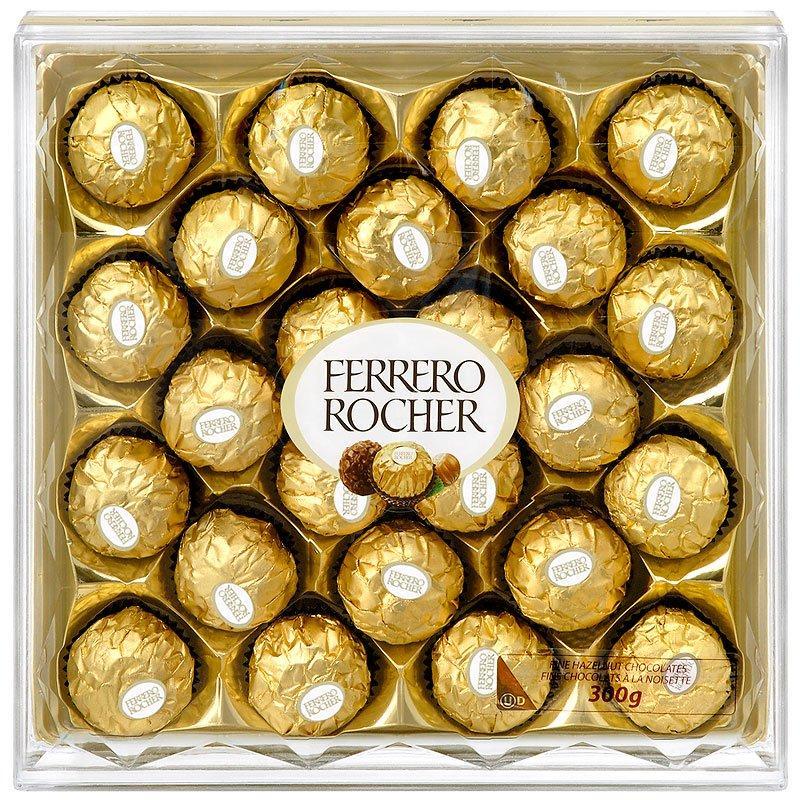 Конфеты Ferrero Rocher Diamond 300 гр. 01080