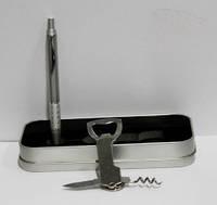 """Набор подарочный 11545 """"Ручка + брелок (штопор)"""""""