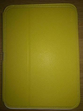 Чехол Yoobao Executive Leather Case для планшета Samsung Galaxy Tab 3 10.1 P5200/P5210 лайм, фото 2