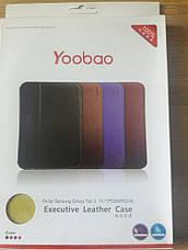 Чехол Yoobao Executive Leather Case для планшета Samsung Galaxy Tab 3 10.1 P5200/P5210 лайм, фото 3